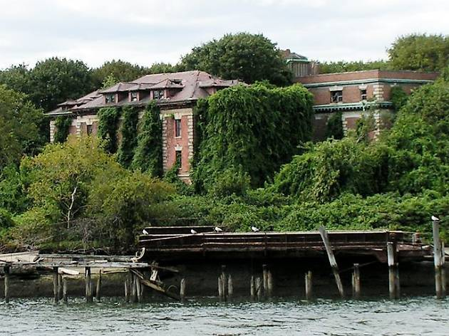 NYC's creepiest abandoned island will be the setting of a new TV series