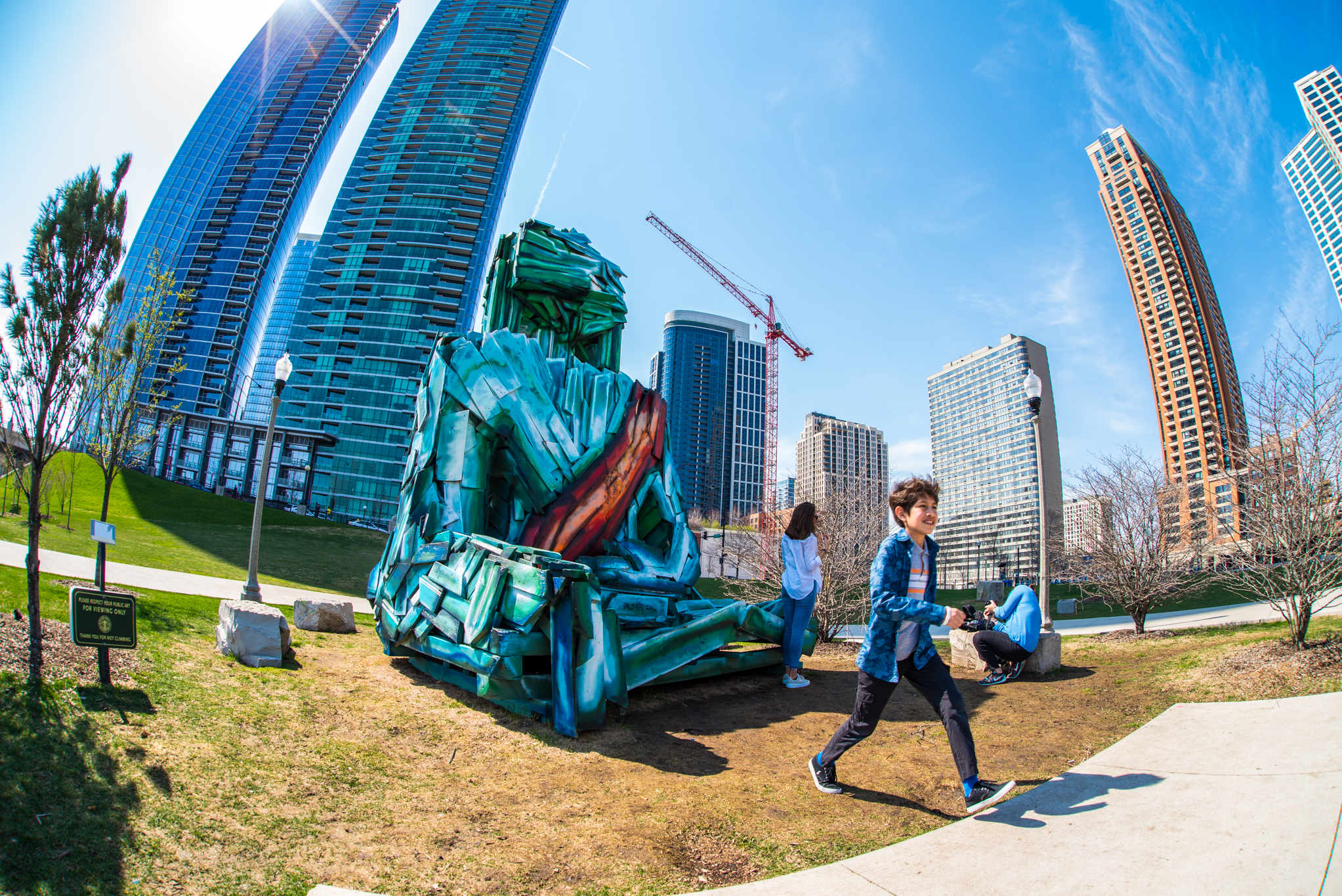 Where to find Chicago's latest public art installations