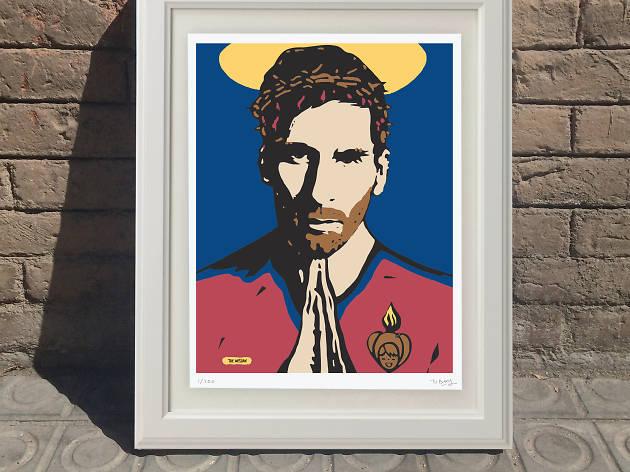 Impresiones de los artistas barceloneses