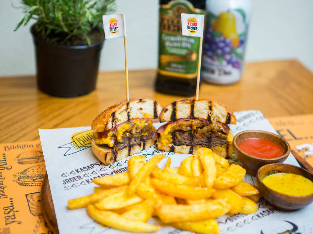 Mec's Kasap Burger