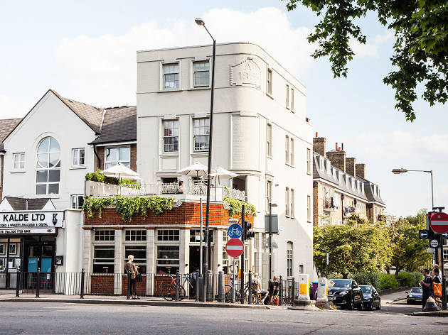 The Marksman, Hackney Road