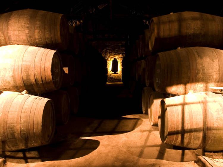 As caves de vinho do Porto que tem de conhecer