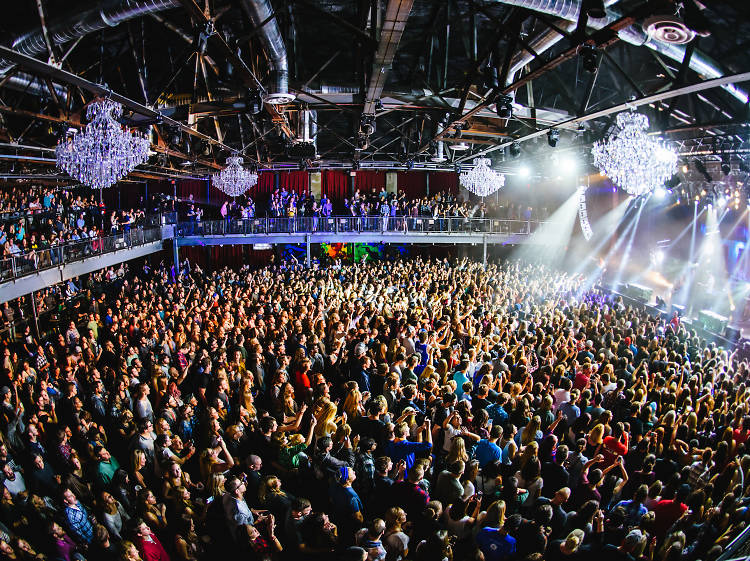 Where to see live music in Philadelphia
