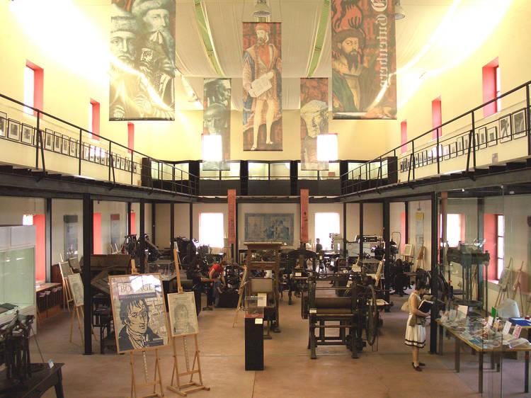 Museu Nacional da Imprensa