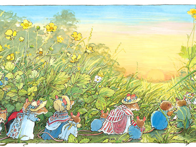 Brambly Hedge: the Art of Jill Barklem