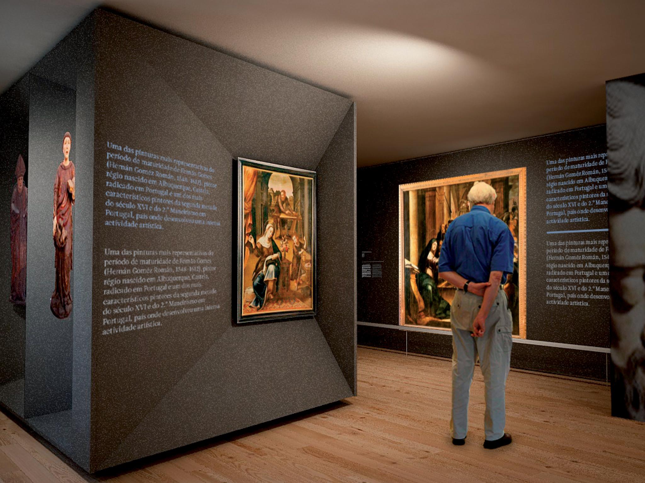 Núcleo Museológico da Santa Casa da Misericórdia