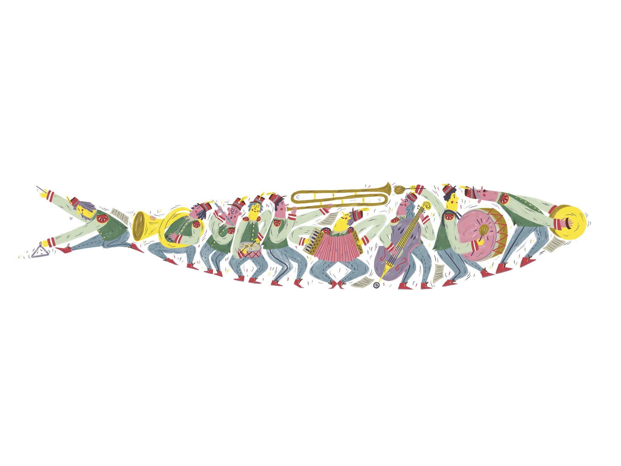 sardinhas vencedoras 2017