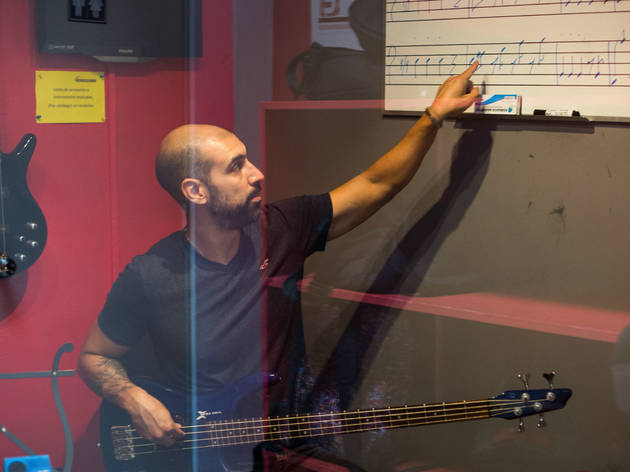 Escuela Alternativa de Música (Foto: Alejandra Carbajal)