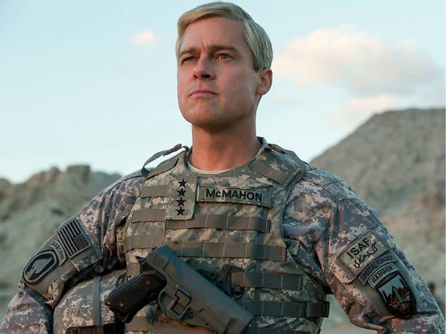 Fotograma de la película War Machine