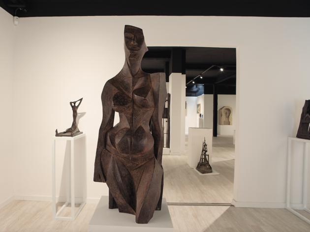 5 esculturas para recordar Subirachs en Barcelona