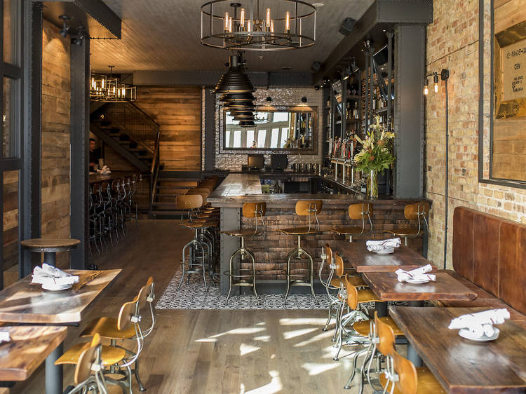Centennial Crafted Beer + Eatery