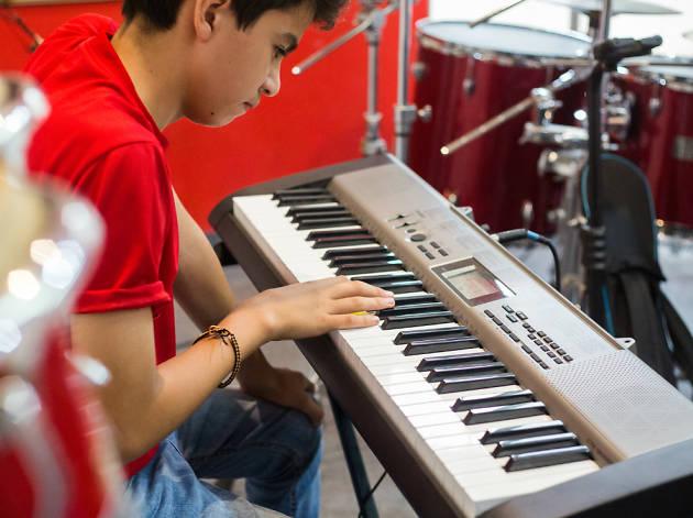 Escuelas de música para niños en la CDMX