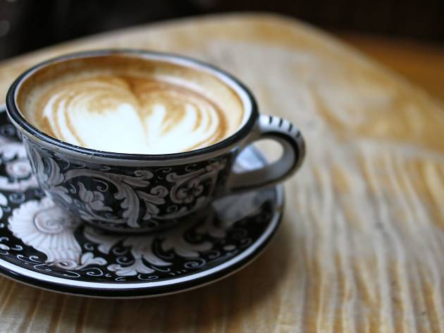 Find the best coffee shops in Philadelphia