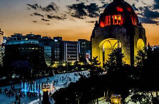 Monumento a la Revolución (Foto: Iván Macías)