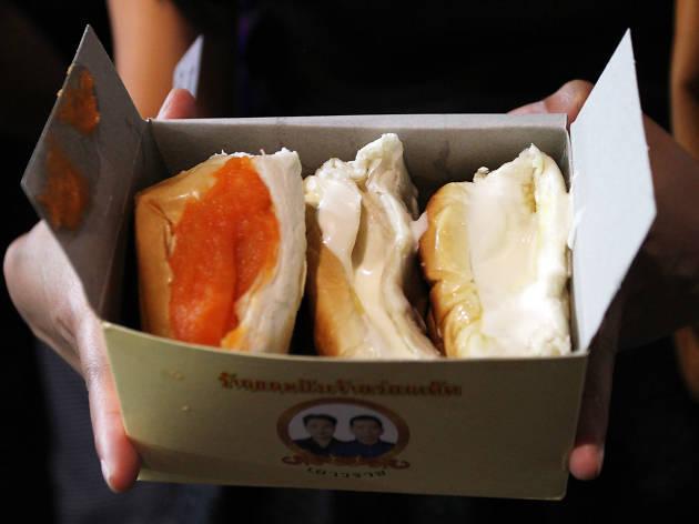 Yaowarat Bread