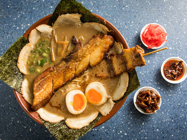 Sydney's getting its own month long ramen festival