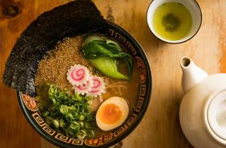 Ramen 1 at Ryo's Noodles