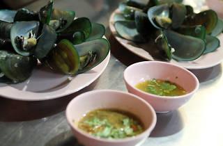 Pa Jin Mussels