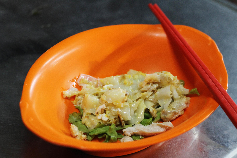 Kua Gai Thong Leung