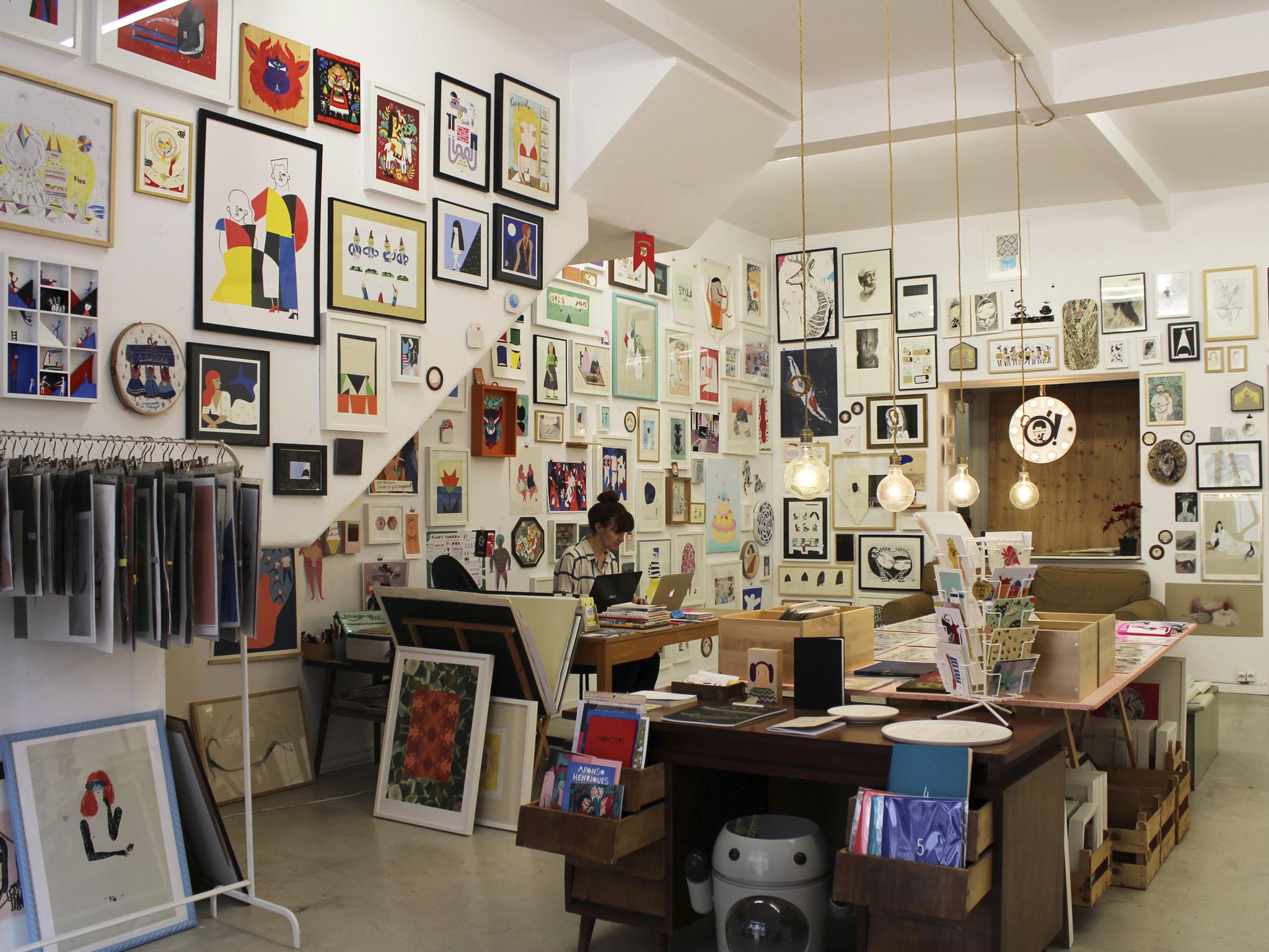 ó galeria