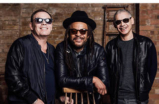 UB40 featuring Ali Campbell, Astro & Mickey Virtue