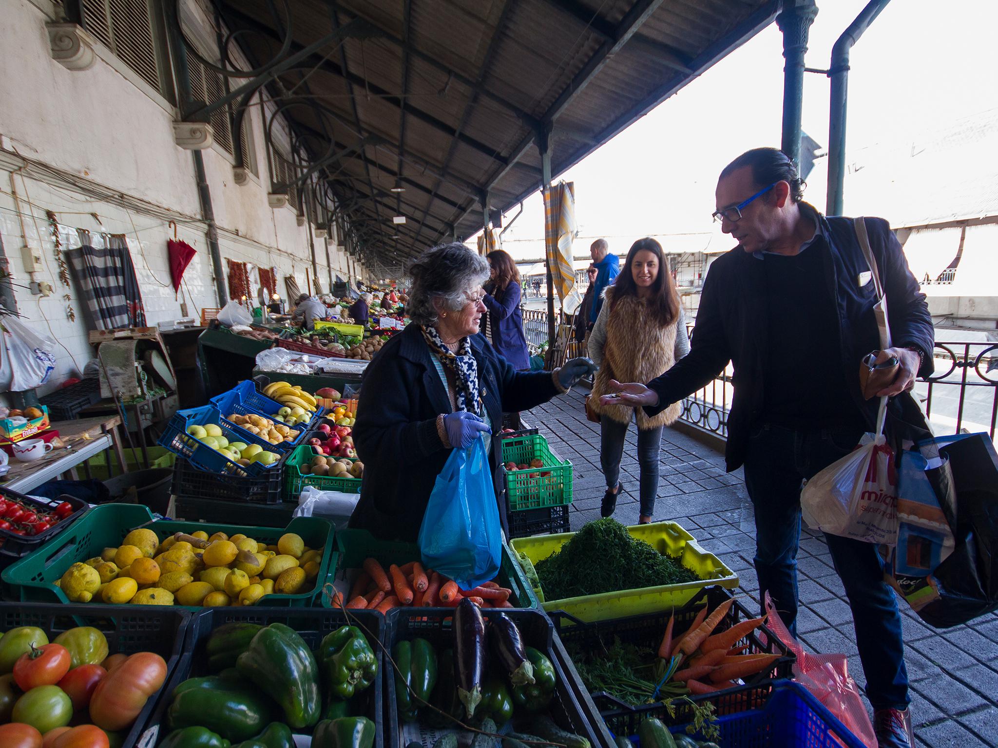 Mercado da Ribeiro - Fruta