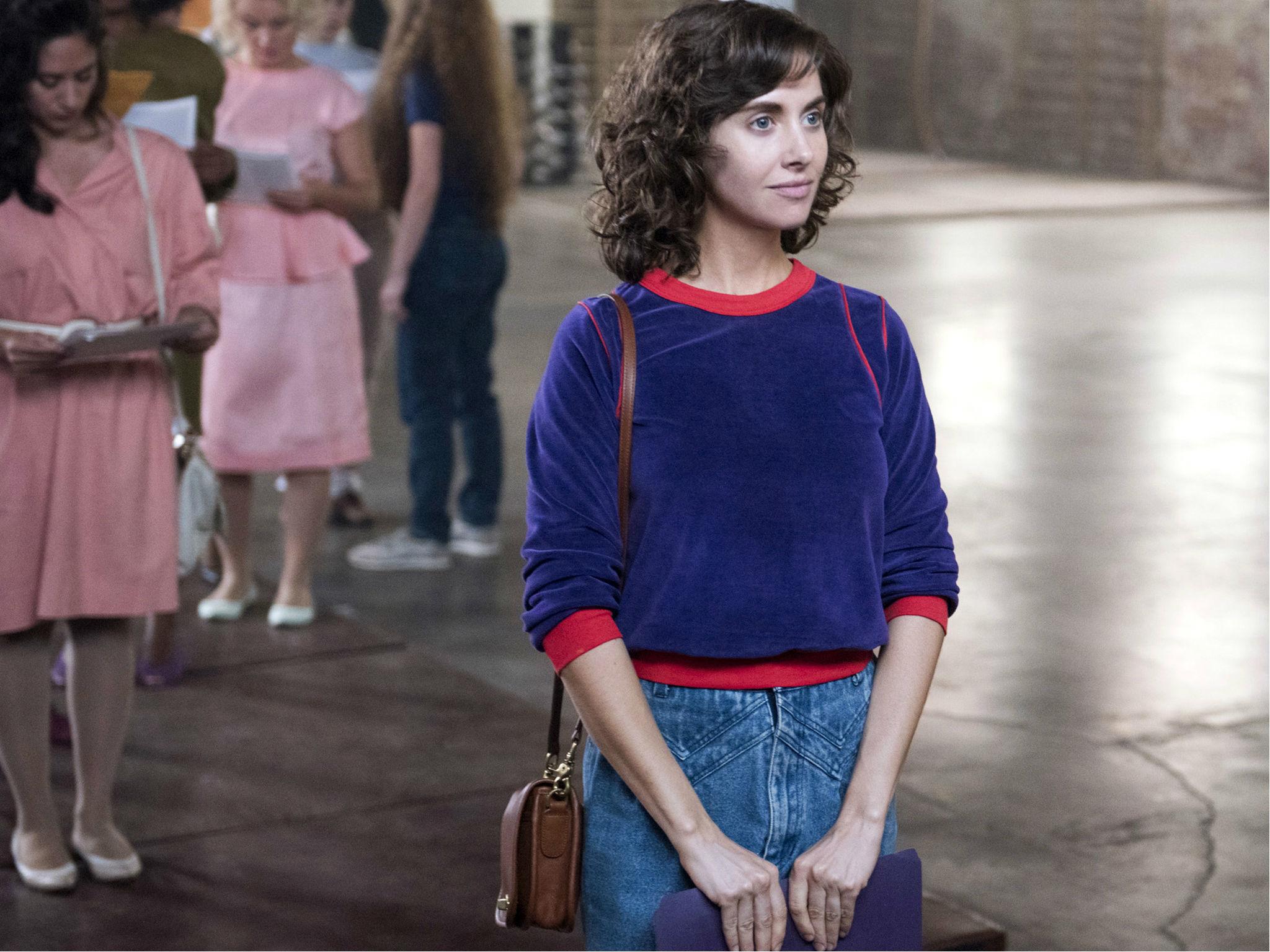 Ruth Wilder (Alison Brie)