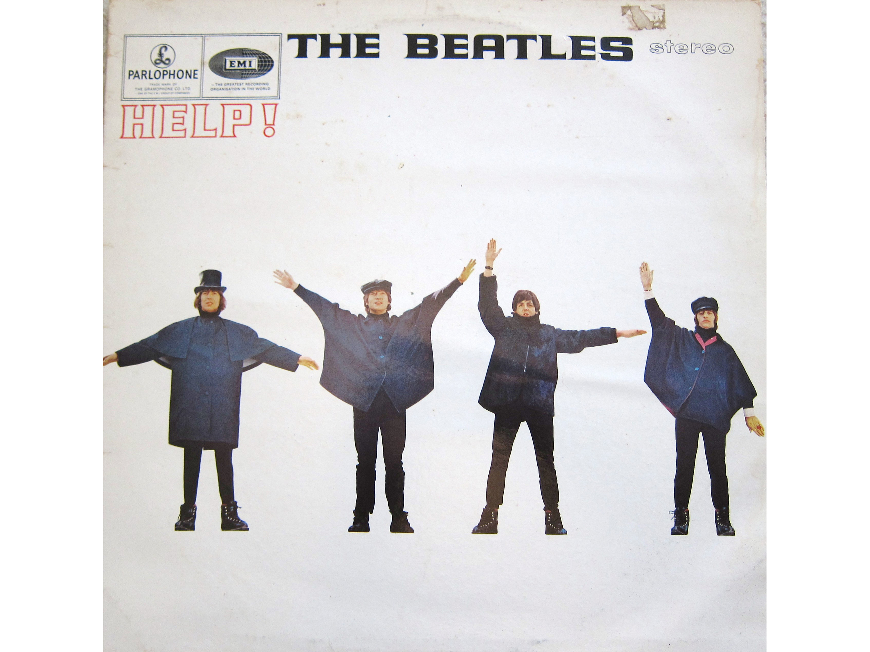 Help! de The Beatles