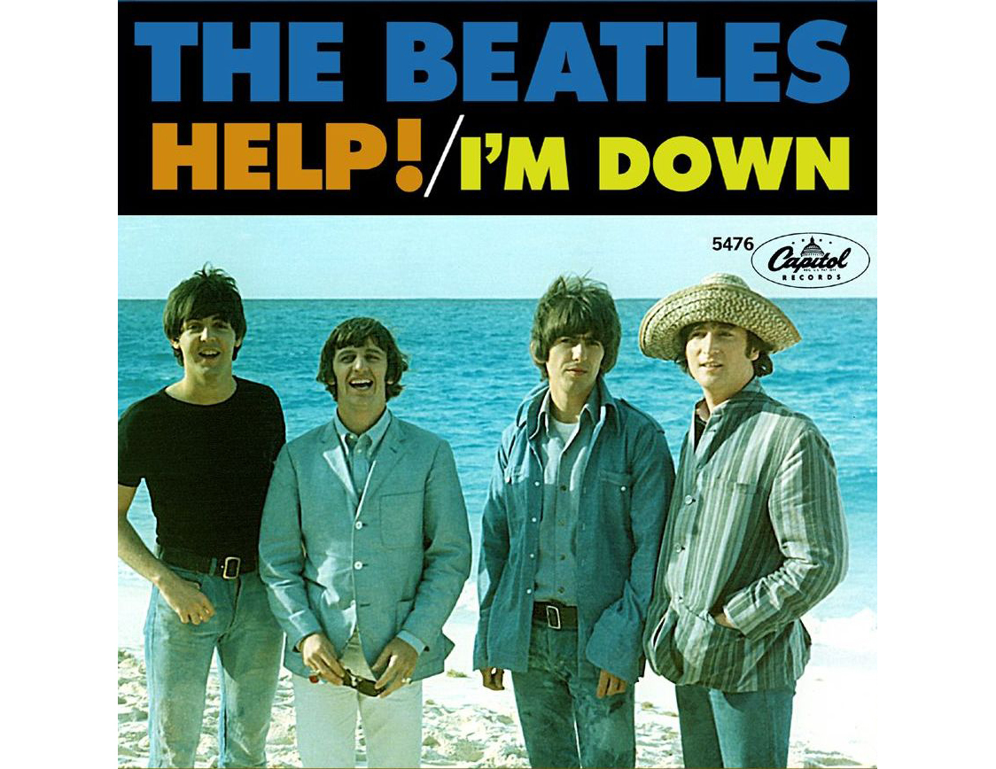 I'm Down de The Beatles