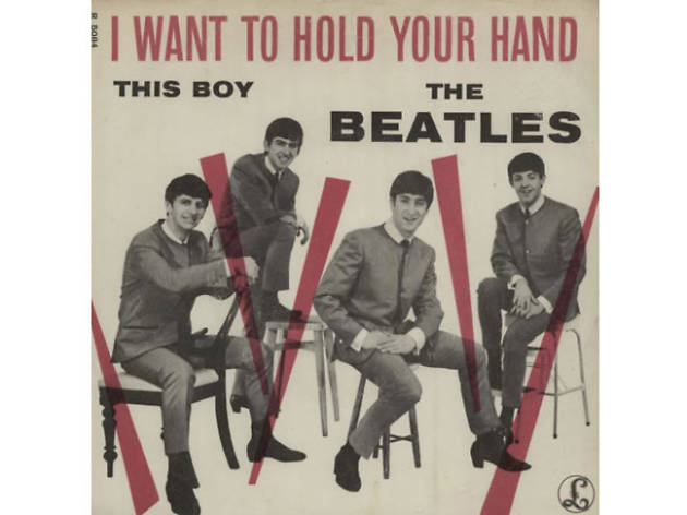 I want to hold your hands de The Beatles