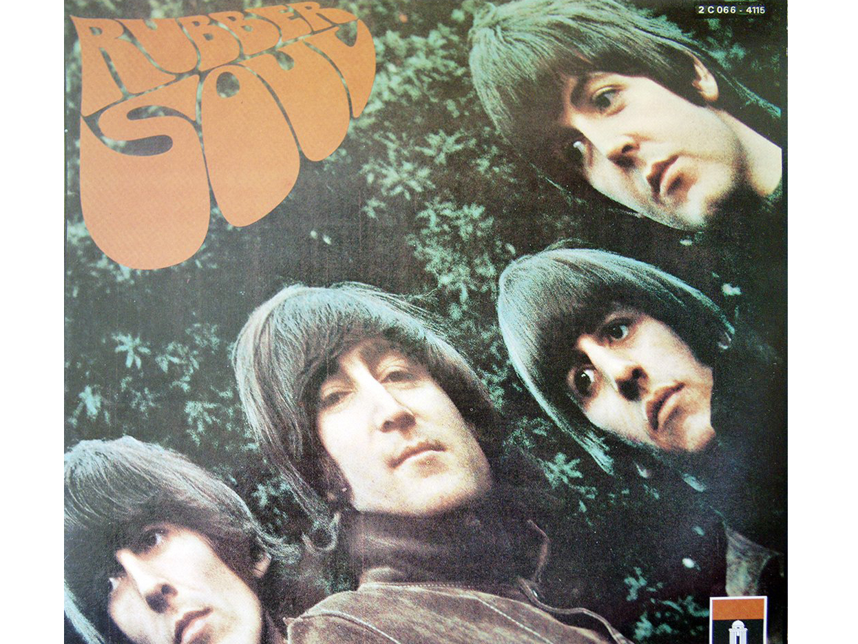 Rubber Soul de The Beatles