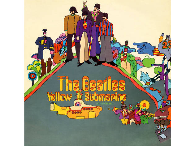 Yellow Submarine de The Beatles