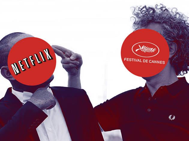 Cannes Netflix