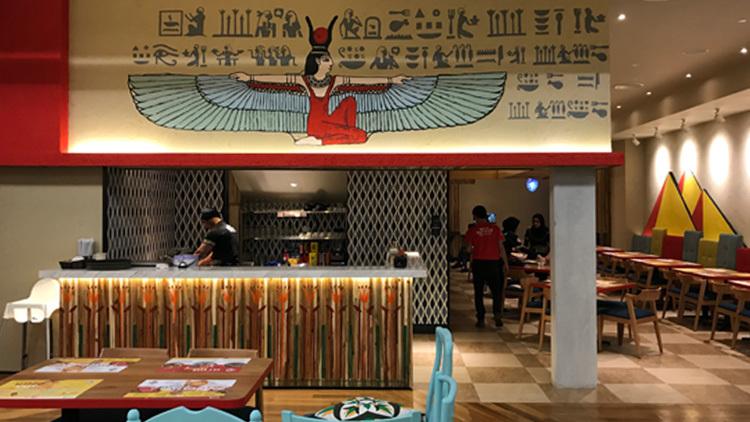 Tut's Egyptian Eatery