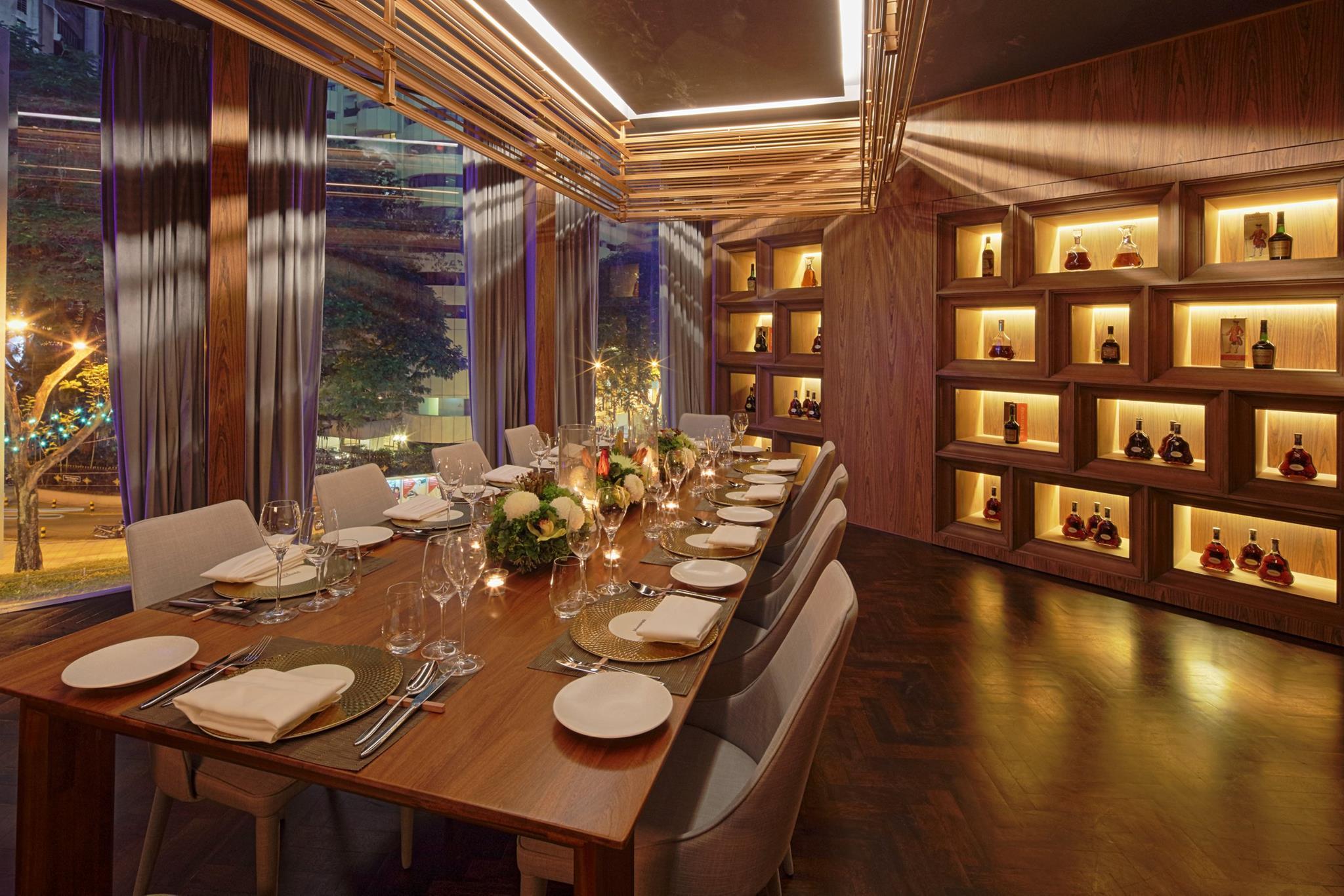 The best multi-course restaurants in KL