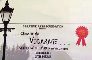 Chaos at the Vicarage