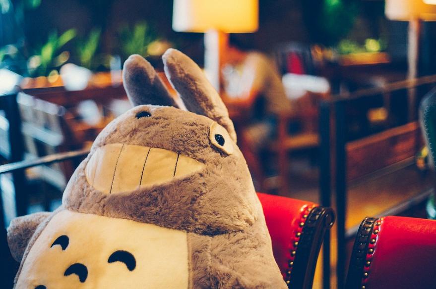 키덜트 카페