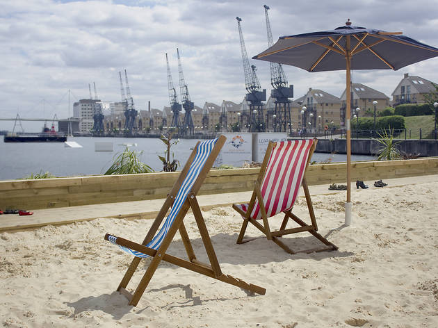 the best urban beaches in london this summer � time out london