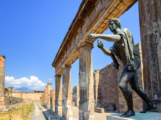 Get yourself to Pompeii (but don't forget about Herculaneum)