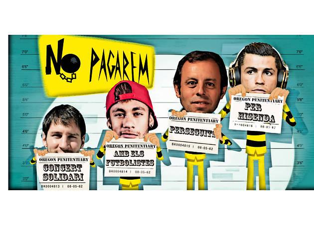 #NoPagarem