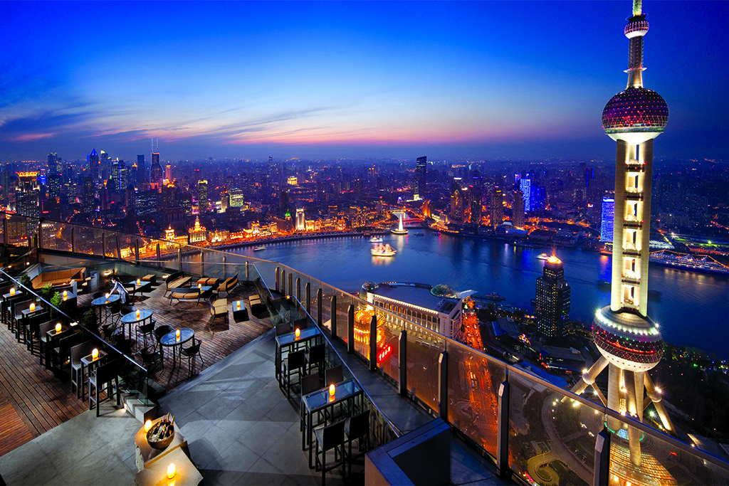 Twenty of the most spectacular rooftop bars on the planet