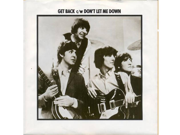 Get Back de The Beatles