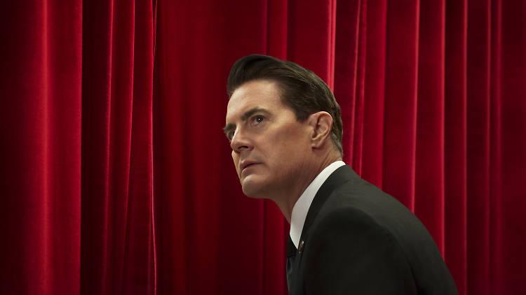 Fotograma de la serie Twin Peaks