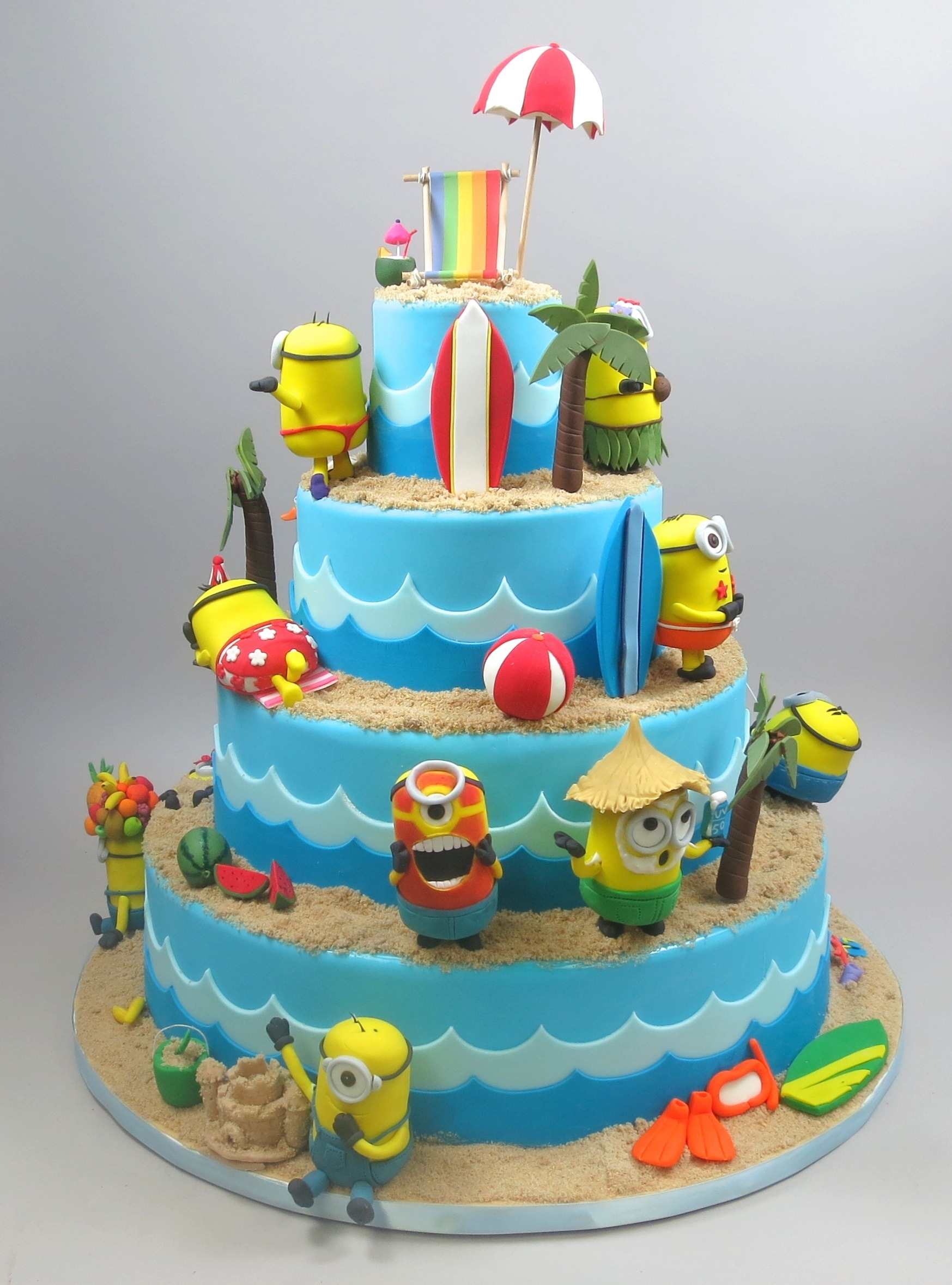 Superb Best Kids Birthday Cakes And Custom Cakes Worth Celebrating Funny Birthday Cards Online Elaedamsfinfo