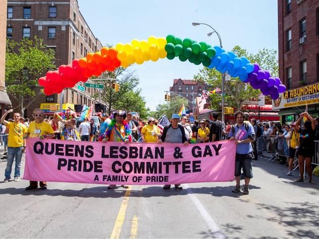 Queens Pride 2017