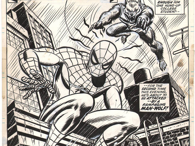 """The Art of Spider-Man"""