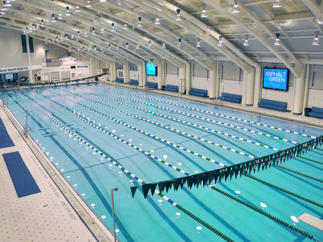 Best Indoor Swimming Pools For NYC Families Asphalt Green Recreation Center