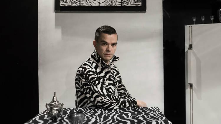 José Rivera el  director de La Cebra Danza Gay