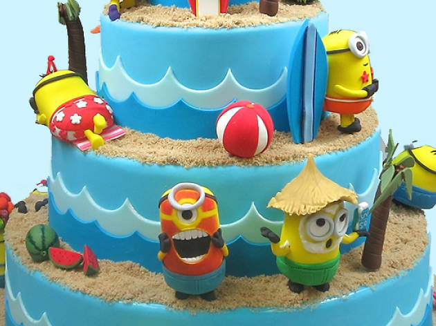 The best kids' birthday cakes in NYC