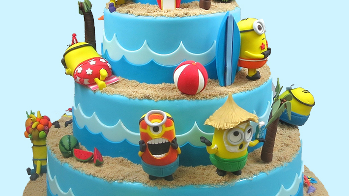 Where to find amazing kids' birthday cakes